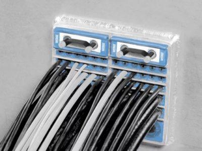 Модульные кабельные проходки Roxtec