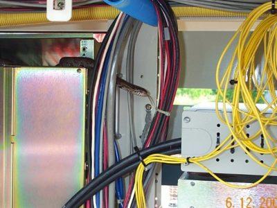 Модульные кабельные проходки