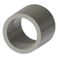 Гильза стальная SLRS 31 40/31,5-35мм AISI316