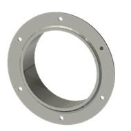 Гильза стальная с фланцем SLFRS 175 189/176-65мм AISI 316