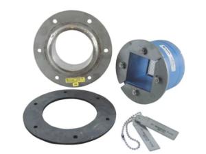 Набор резино-металл. зажима R 100 B Ex AISI 316/AISI 316