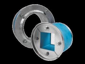 Набор резино-метал. зажима R X 200 AISI 316/galv