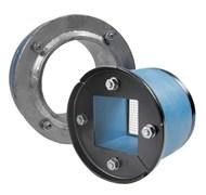 Набор резино-метал. зажима R X 125 galv/galv