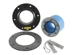 Набор резино-металл. зажима RS 100 B Ex AISI 316 woc/primed