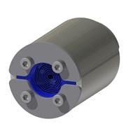 Набор резино-металл. зажима RS 43 W Ex AISI 316/primed