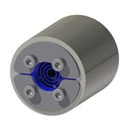 Набор резино-металл. зажима RS 25 W Ex AISI 316/primed