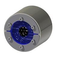 Набор резино-металл. зажима RS 75 W Ex AISI 316/primed