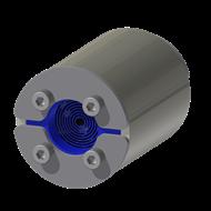 Набор резино-метал. зажима RS 43 W Ex AISI 316/AISI 316