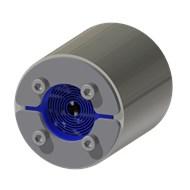 Набор резино-метал. зажима RS 50 W Ex AISI 316/primed