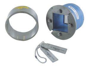 Набор резино-метал. зажима R 100 W Ex