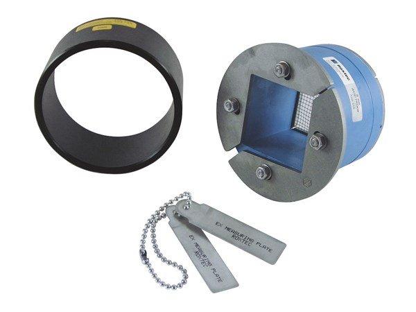 Набор резино-метал. зажима R 100 W Ex AISI 316/primed
