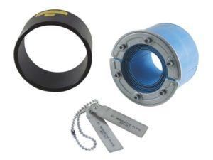 Набор резино-метал. зажима RS 100 W Ex AISI 316 woc/primed