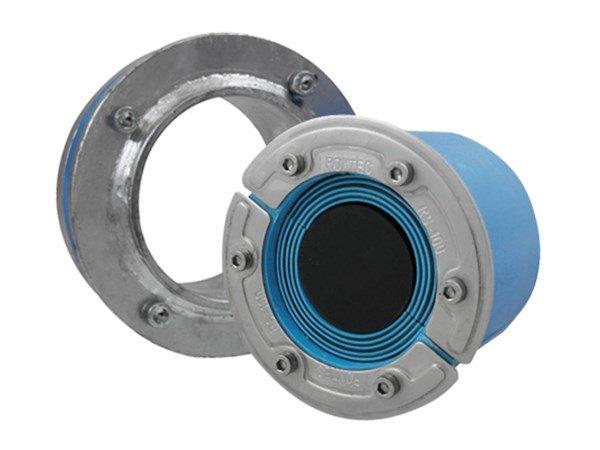 Набор резино-метал. зажима RS X 100 AISI 316/galv