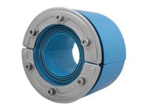 Резино-метал. зажим RS 125 OMD AISI 316 woc в комплекте