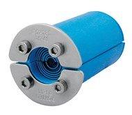 Резино-метал. зажим RS 43 AISI 316 в комплекте