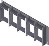 Стальная рама B 4x5 C Ex GALV