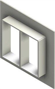 Стальная рама G 6x2 AISI 316