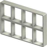 Стальная рама S 4+4x4 Ex PRIMED