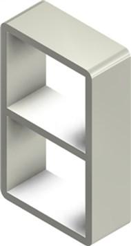Стальная рама S 2+2x1 Ex AISI316