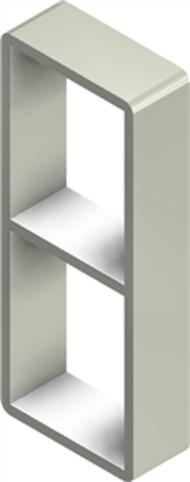 Стальная рама S 4+4x1 Ex PRIMED