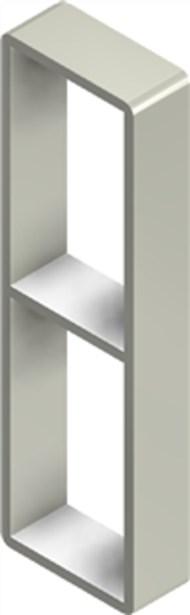 Стальная рама S 6+6x1 Ex PRIMED