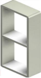 Рама Roxtec S 2+2x1 ALU