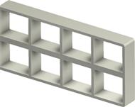 Рама Roxtec S 2+2x4 ALU