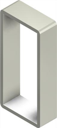 Рама Roxtec S 8x1 ALU