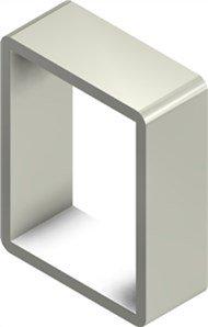 Стальная рама S 4x1 primed