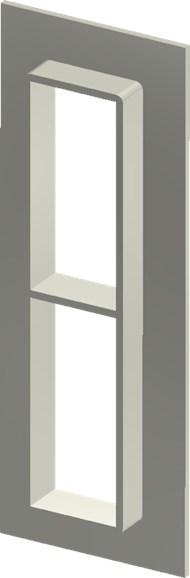 Алюминиевая рама SF 8+8x1