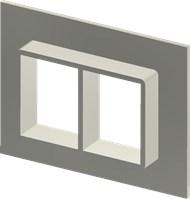 Алюминиевая рама SF 4x2