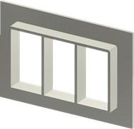 Алюминиевая рама SF 6x3