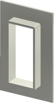 Алюминиевая рама SF 8x1
