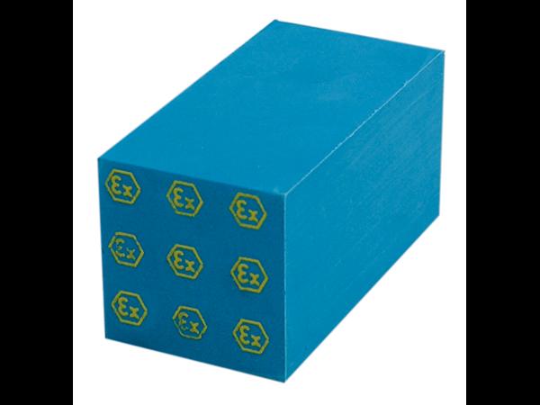 Цельный компенсационный блок Roxtec RM 5-0x24 Ex