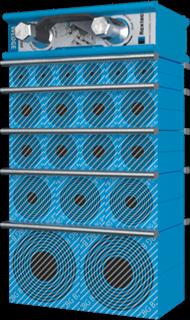 Комплект для герметизации Roxtec SEALING-KIT-6-19-BG-B-GALV