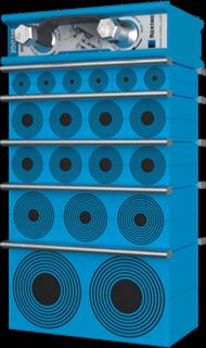 Комплект для герметизации Roxtec SEALING-KIT-6-19-GALV