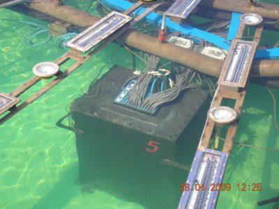 Защита кабелей от воды в фонтане