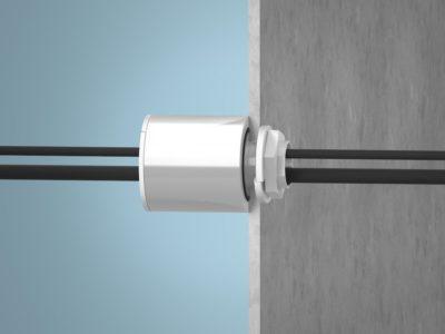 Герметизация и защита различных типов проводов и кабелей