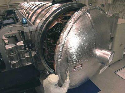 Вакуумная камера с термостойкими гермовводами