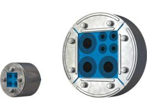 Гильза для прокладки кабеля через стену