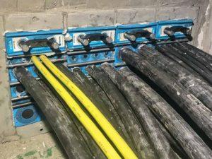 Огнестойкая кабельная конструкция
